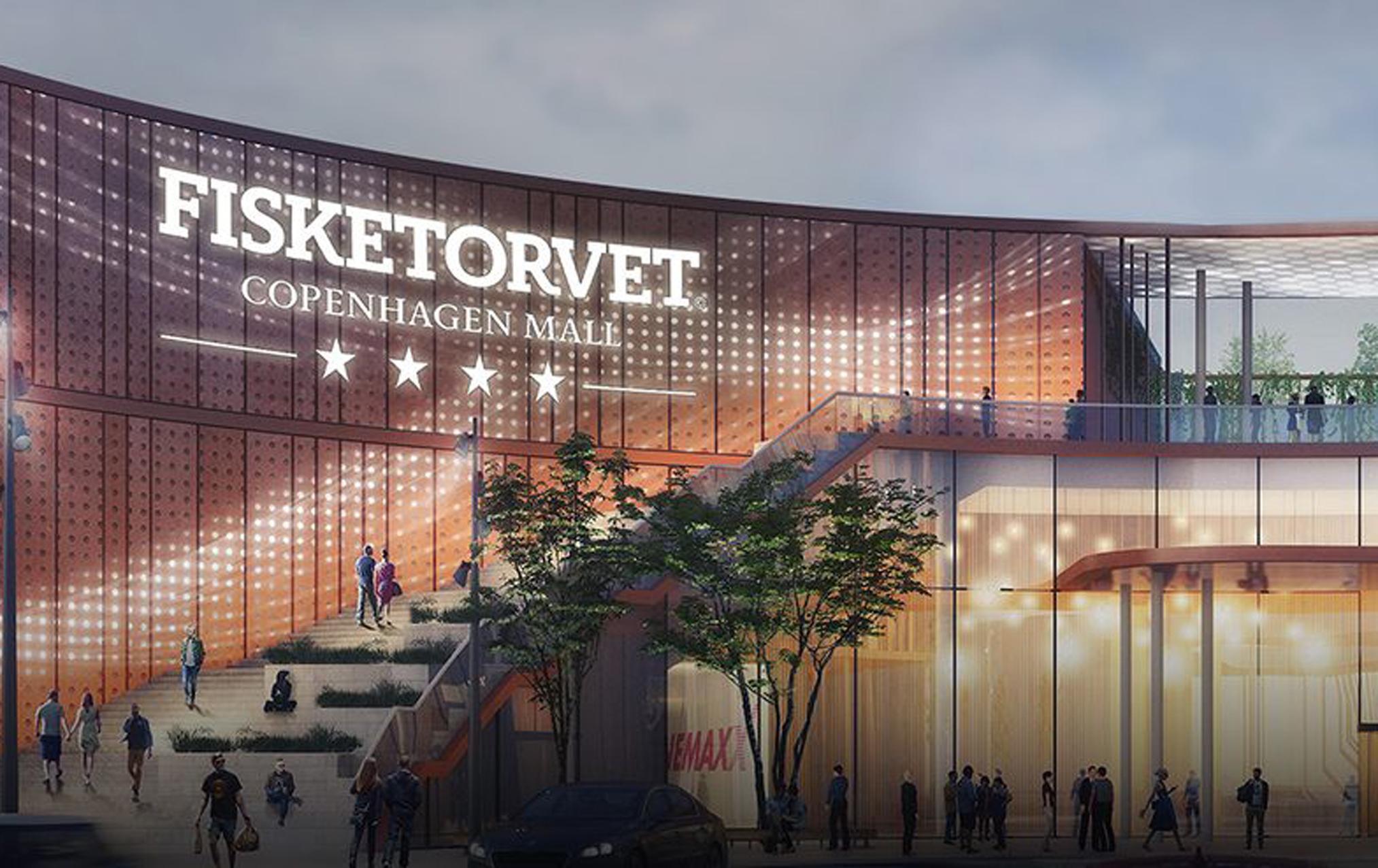 Copenhagen Mall