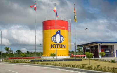 Jotun Paint Factory