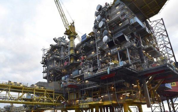 Maersk Gas Rig