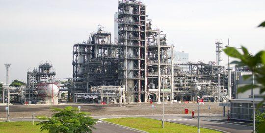 Singapore Bio-Diesel Plant